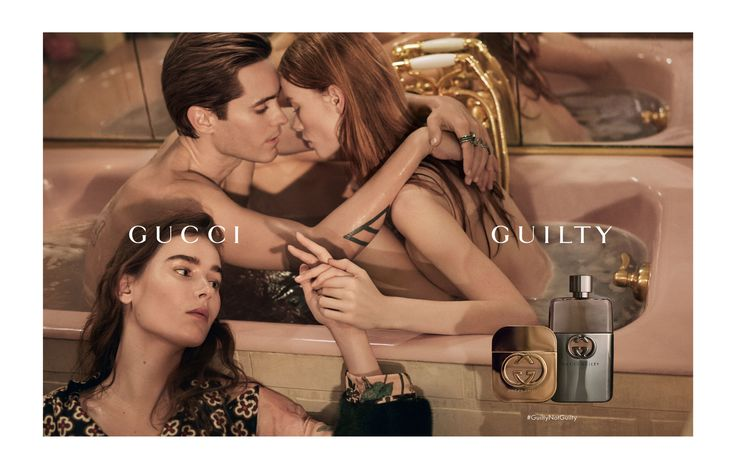 """""""Wow, her cuticles are great."""" Photo: Gucci"""