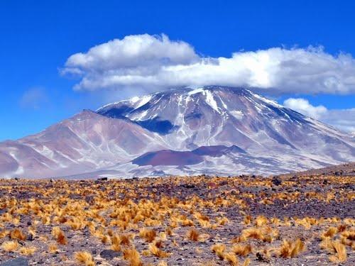 Volcan Incahuasi - Catamarca - Argentina