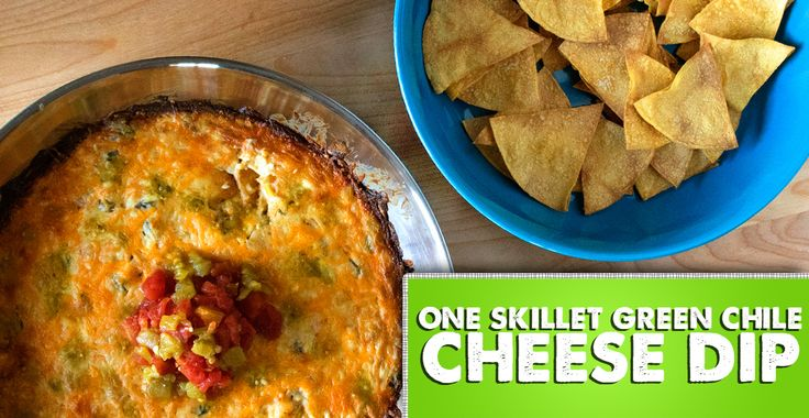single skillet! All dips are not created equal. In my world, the dips ...