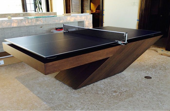 Catalina Pool Table Images by MITCHELL Pool Tables | Modern Pool Tables | Custom Pool Tables | Contemporary Pool Tables | Mitchell Pool Tables                                                                                                                                                                                 More
