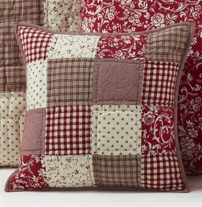 Quilted Pillow Albemarle 16x16