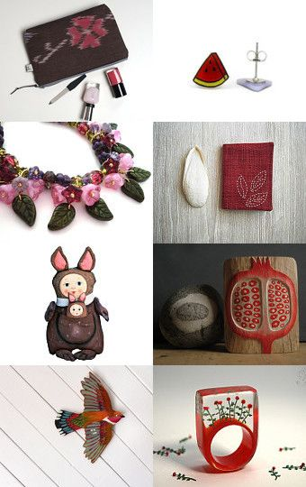 Passion by Anita T. on Etsy--Pinned with TreasuryPin.com