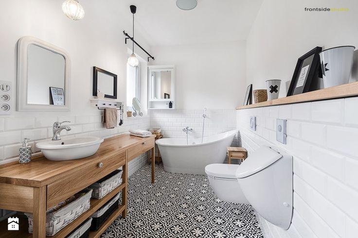 Projekt nowe mieszkanie: nasza łazienka! | Bajkowe Wnętrza