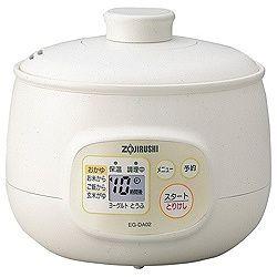 【お取り寄せ】ZOJIRUSHI/象印おかゆメーカー「粥茶屋」EG-DA02-WBホワイト