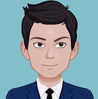 Este es Calrk Vargas uno de los personajes de Cupcakes en Manhattan. Va a traer a Sara de cabeza. Para saber más http://www.olgadellera.com/personajes-cupcakes-en-manhattan/