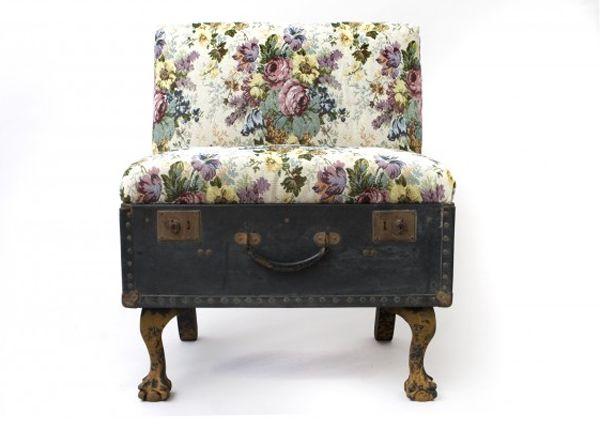 Recycled furniture - DIY.