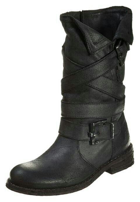 Zalando biker boot