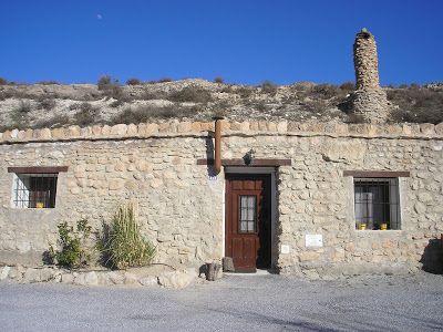 Cave house Fuente Nueva Orce