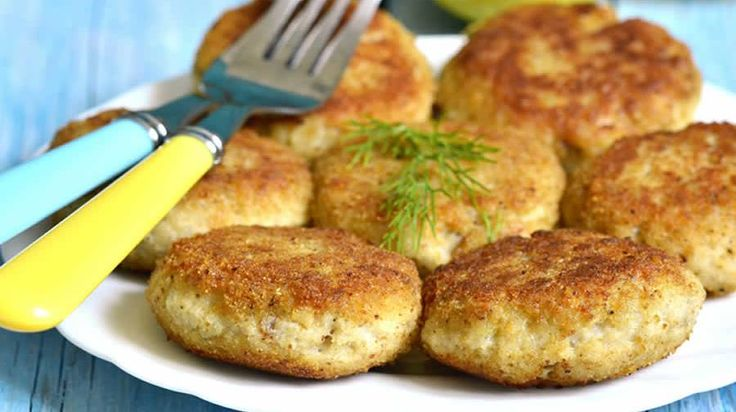 Croquettes de poisson au curry avec thermomix