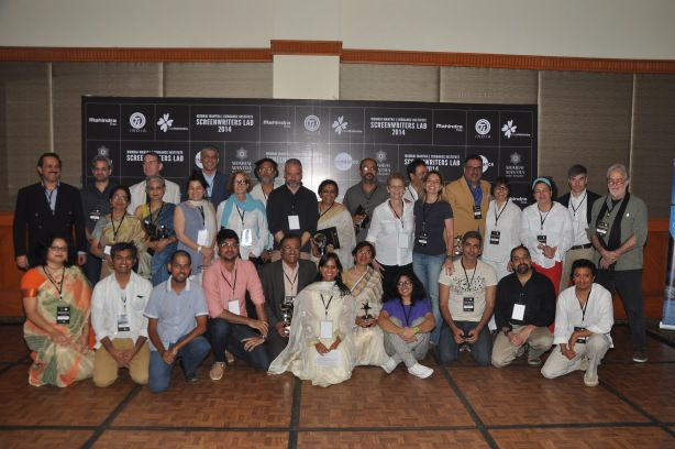 Mumbai Mantra Sundance Institute Screewriters Lab
