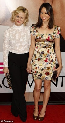 Amy pohler and Aubrey plaza // two of my favorite ladies