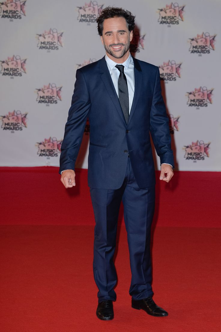 Florent Peyre aux NRJ Music Awards 2015