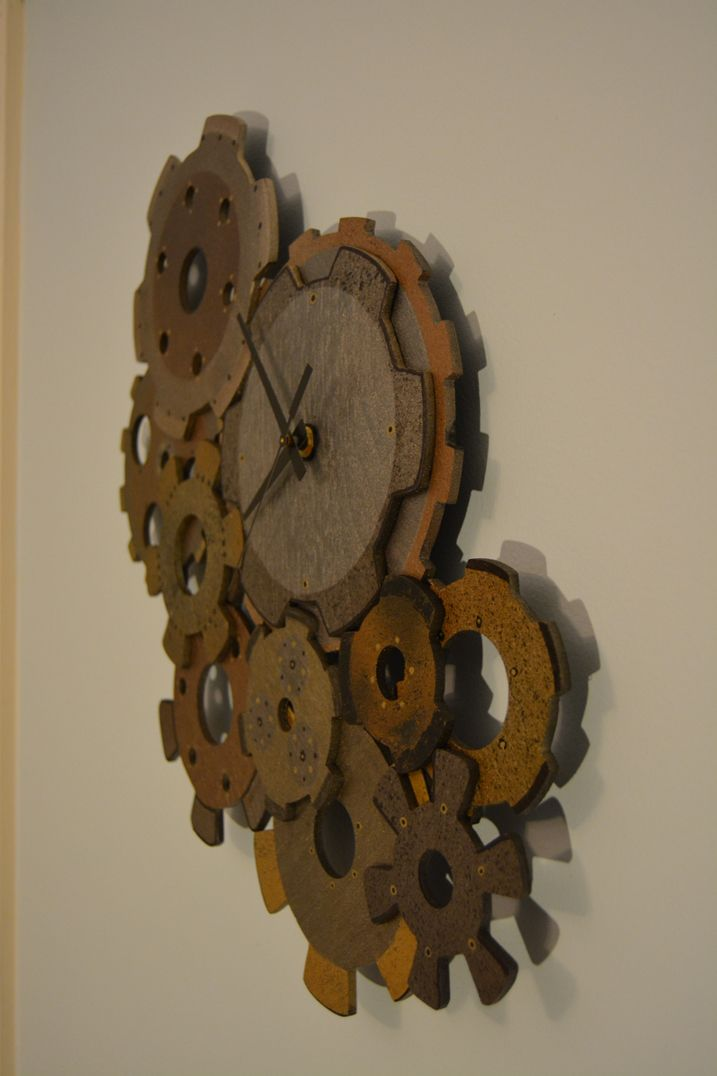 21 best images about small craft projects i 39 ve made on for Clock mechanisms for craft projects