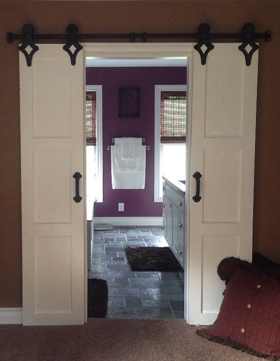 25 Best Ideas About Bathroom Doors On Pinterest Sliding