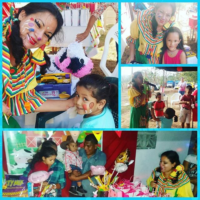 Pintacarita, juegos y animación en el cumpleaños de Samuel Antonio por nuestra payasita Lili Star💃💃🎉🎊🎊 Reservaciones: 📩ventas@chiquidiversiones.com 📞6301-4985 #Animación #payasita #LaChorrera #Arraijan  #Capira #Chame #Coronado #Panama #PanamaOeste #sandiegoconnection #sdlocals #coronadolocals - posted by Chiquidiversiones https://www.instagram.com/chiquidiversiones. See more post on Coronado at http://coronadolocals.com