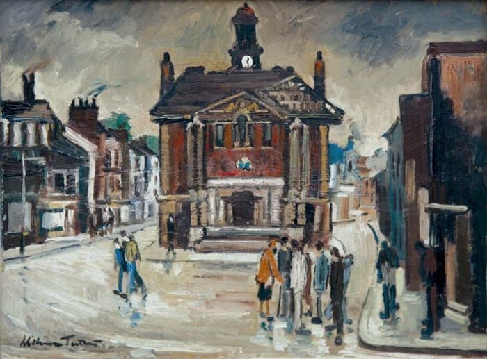 William Turner - Henley Town Hall