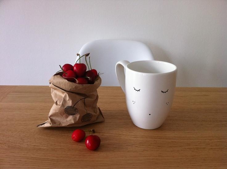 Image of Mug Lily