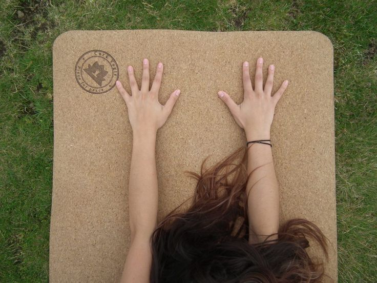 CorkYogis premium cork yoga mat provides the same perfect non-slip, anti-bacterial and natural surface for your yoga practice.