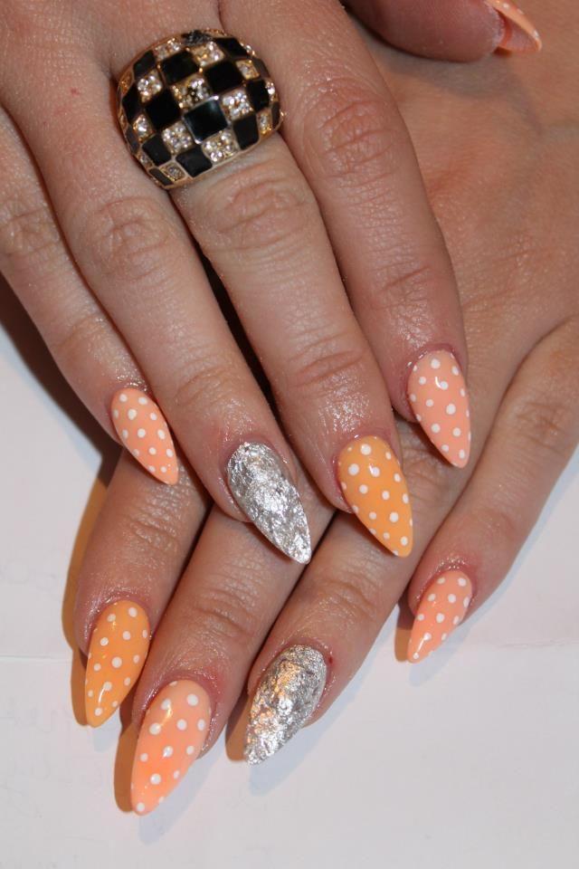 62 best Foil Nail Art images on Pinterest | Belle nails, Foil nails ...