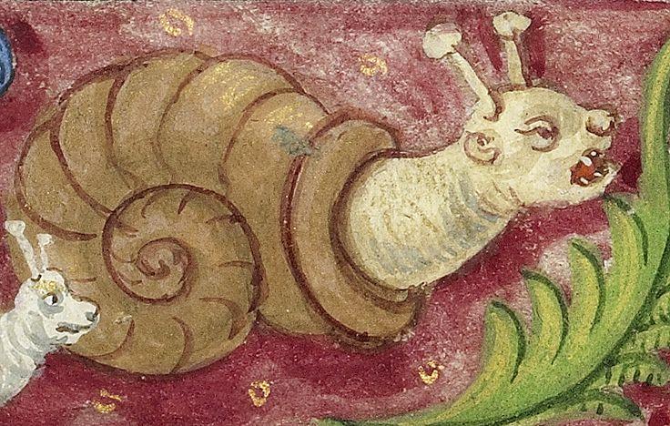 Vicious snail. No info.