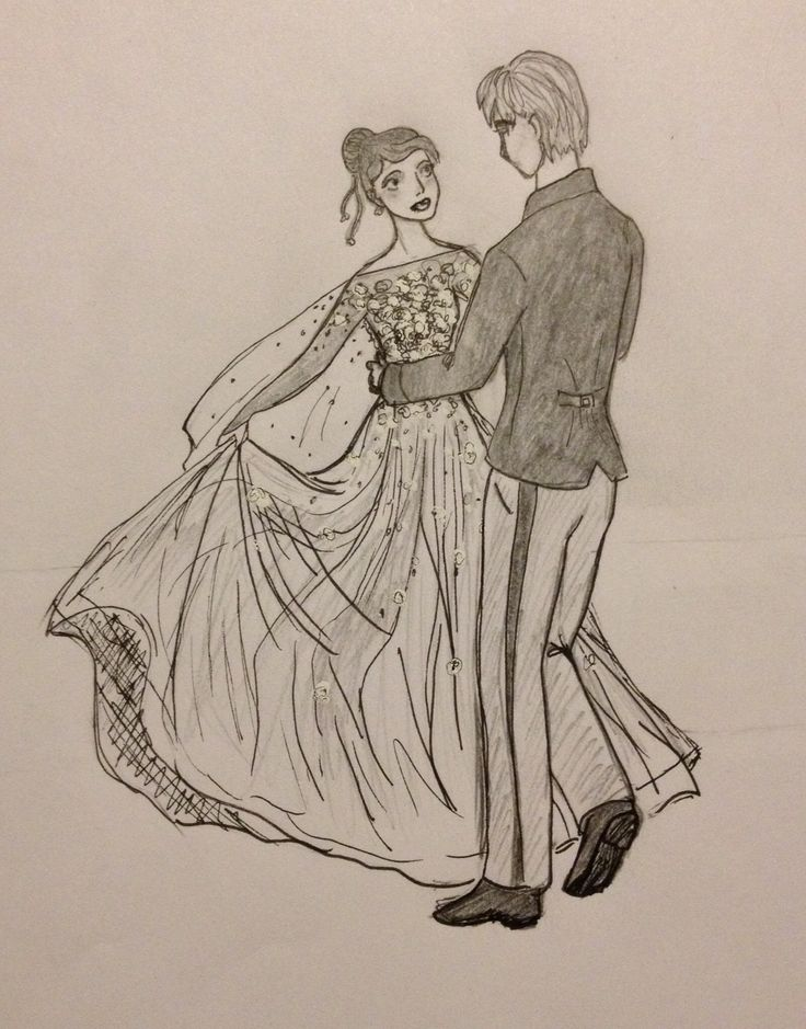 A dream come true waltz :) H. W
