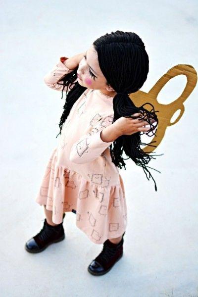 Disfraces de Muñeca para Niñas