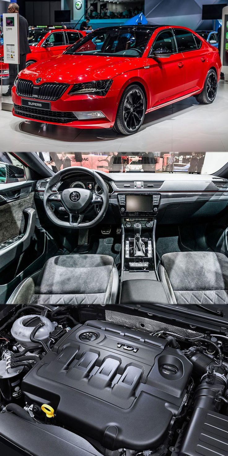 An Insight into the 2016 Skoda Superb Sportline For more details at: https://www.enginefitters.co.uk