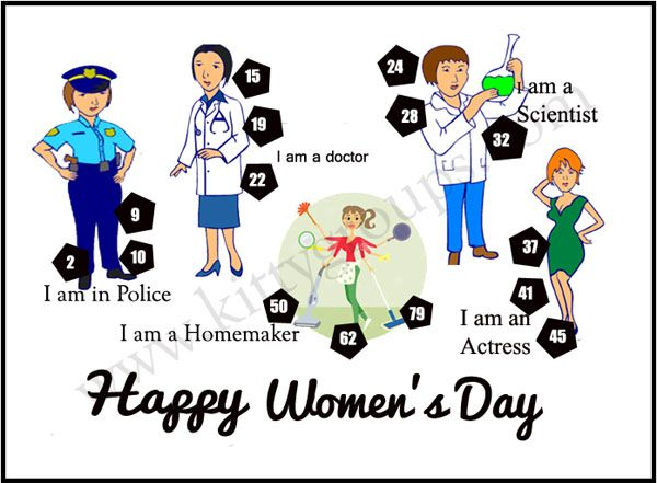 Women's Day Tambola Game: Kitty Party Games