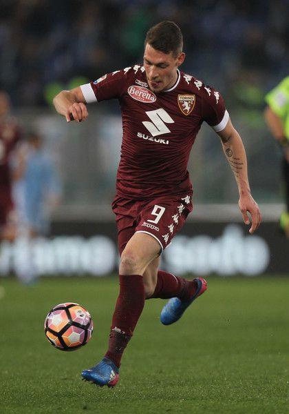 Andrea Belotti of FC Torino, 2017, Italy, forward