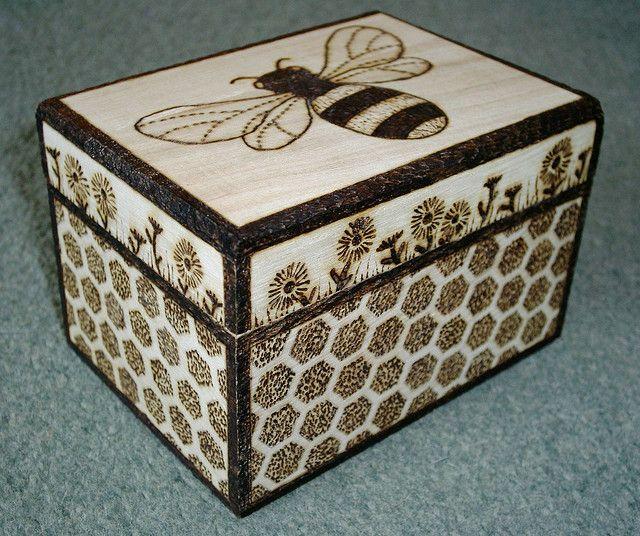 Wooden Decorative Boxes: 92 Best Images About Decorative Boxes On Pinterest