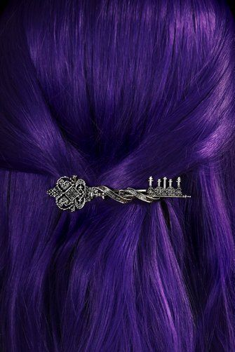 Key to Wonderland Hairclip by Restyle | Hair Accessories