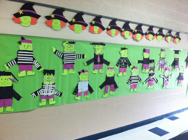 halloween bulletin boards preschool 25 best ideas about bulletin boards on 944