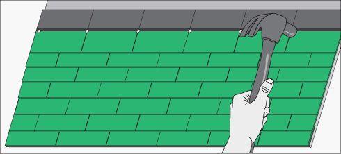 Construir un techo es un trabajo que tiene que concluir con la instalación adecuada de tejas o planchas de terminación, sino toda la casa y techumbre se pueden ver seriamente dañadas. En este proyecto enseñaremos a instalar tejas asfálticas, porque además de tener una fácil colocación, por sus materiales de fibra de vidrio y asfalto, son muy indicadas para una gran variedad de climas: secos, lluviosos, ventosos, soleados y húmedos.