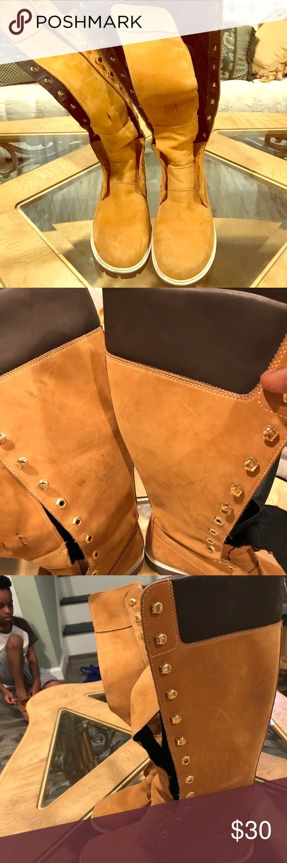 Selling this Timberland boots on Poshmark! My username is: leah2141. #shopmycloset #poshmark #fashion #shopping #style #forsale #Timberland #Shoes