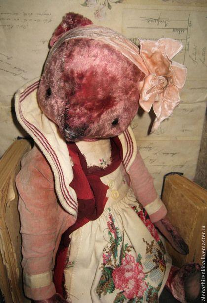 Teddy bear handmade. Fair Masters - handmade Rosalyn. Handmade.