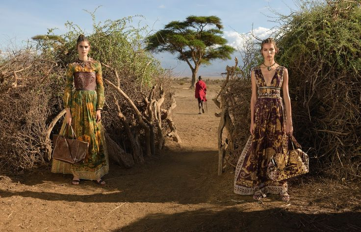 cameron, kirin, tami, alice and greta by steve mccurry for valentino spring / summer 2016 | visual optimism; fashion editorials, shows, campaigns & more!