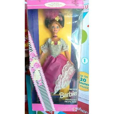 Barbie Collector Dolls Of The World French - $ 1.199,99