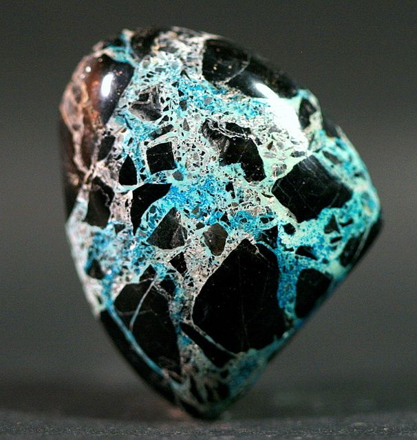 Spider Web Carlin Turquoise by LostSierra, via Flickr