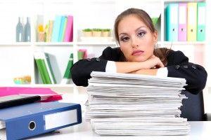 Reduce, Rethink, Reorganise Paperwork