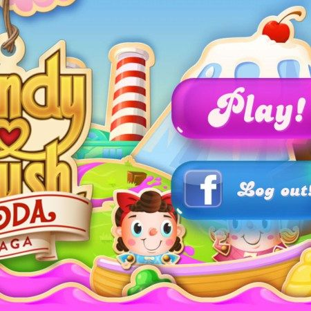 play candy crush saga game