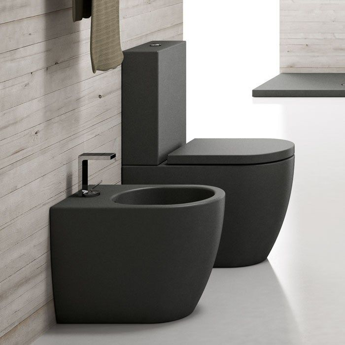 Ceramic Bidet Smile Mini Smile Collection By Ceramica Cielo Design