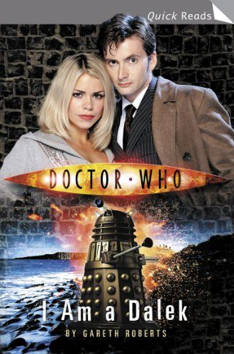 Doctor Who: I Am a Dalek (Doctor Who: Quick Reads Book 1):   Equipped with space suits, golf clubs and a flag, the Doctor and Rose are planning to live it up, Apollo mission-style, on the Moon. But the TARDIS has other plans, landing them instead in a village on the south coast of England; a picture-postcard sort of place where nothing much happens. Until now...    br /br /An archaeological dig has turned up a Roman mosaic, circa AD 70, depicting mythical scenes, grapes  and a Dalek. A...