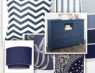 INDIGO INDIGO: Indigo Decor, Bedrooms Colors, Indigo Indigo, Indigo Colors, Colors Palettes, Blue Chest, Indigo Hue, Accent Colors, Navy Blue