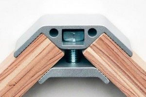Easy to use #plywood connector from plyproducts.com