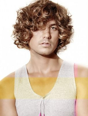 Long Hairstyles For Men With Curly Hair - Hairstyles for Men with Curly Hair