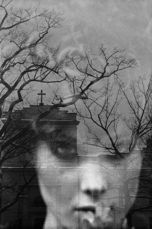 Wioletta Gołębiewska - Warsaw reflections: Photos, Wioletta Gołębiewska, Double Exposure, Fine Art Photography, Warsaw Reflections