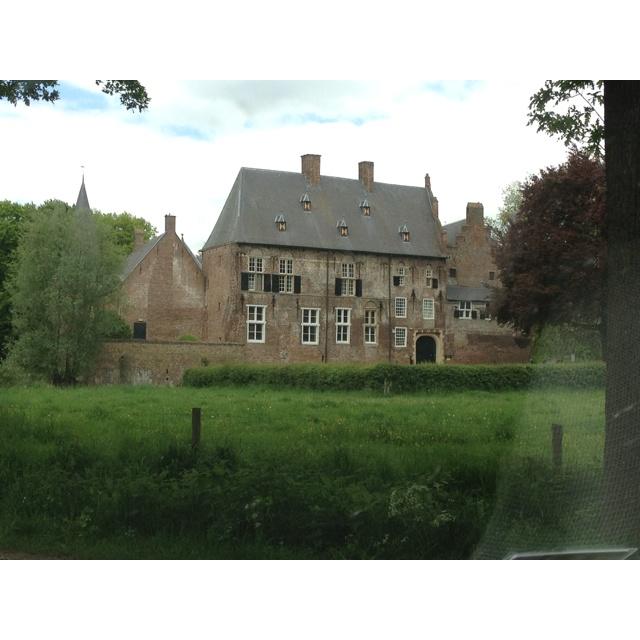 Dutch house, bit old