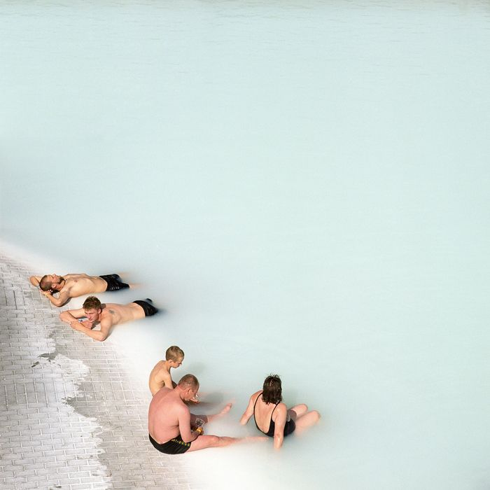 Iceland...the soft blue pastel water is incredible!