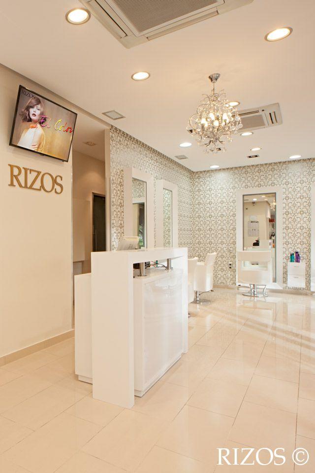 Las 25 mejores ideas sobre salones de belleza en for Decorar mi centro de estetica