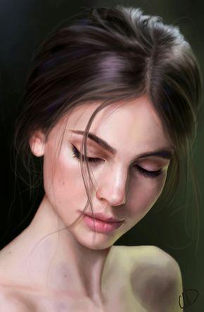Mark GD | Paintable.cc Digital Painting Inspiration – Apprenez l'art du p …..